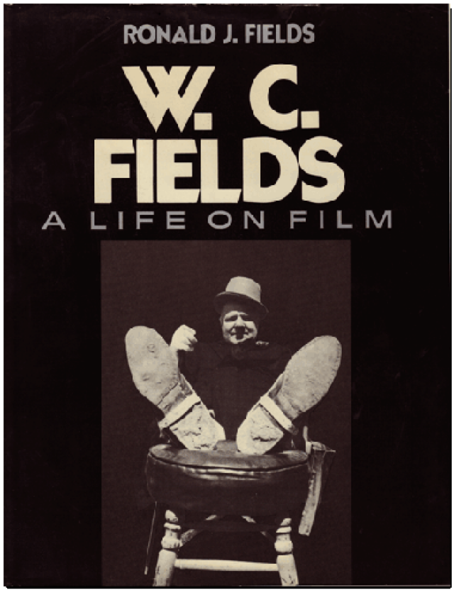 W.C. Fields: A Life on Film book cover.