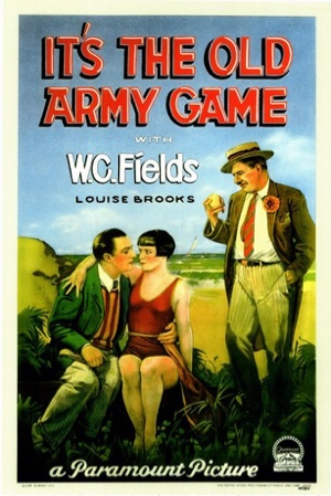 It's the Old Army Game poster.